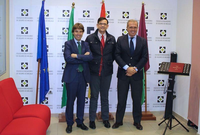 Berkley Seguros y el Colegio de Seguros de Málaga firman acuerdo