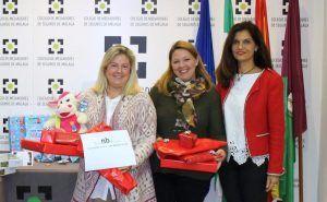 Campaña juguete 2018 Colegio seguros Malaga Nuñez de bien