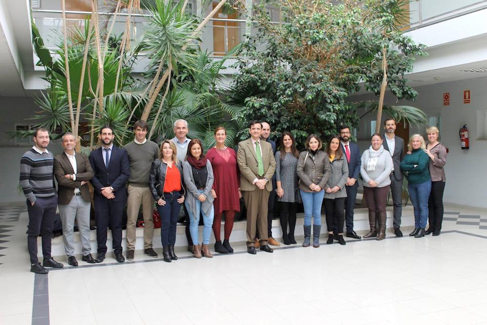 Mutua de propietarios imparte formación en el colegio de Málaga