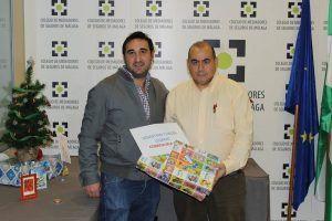 Campaña juguete 2018 Colegio seguros Malaga Sebastian