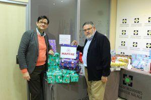 Campaña juguete 2018 Colegio seguros Malaga galdeano