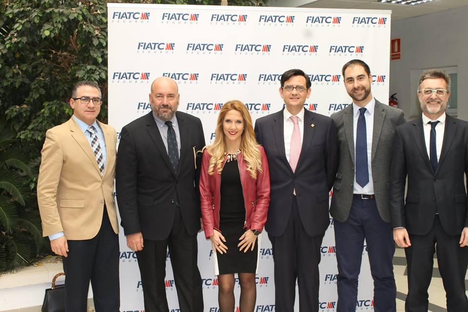 Colegio de seguros Malaga con Fiatc experience