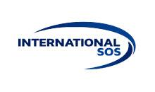 Colegio de mediadores de seguros de Málaga Logo international sos